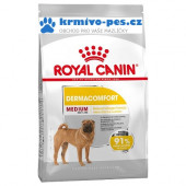 Royal Canin - Canine Medium Dermacomfort 10 kg