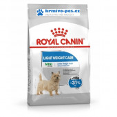 Royal Canin - Canine Mini Light Weight Care 3 kg