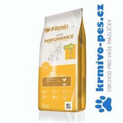 Fitmin pes Mini Performance 3kg