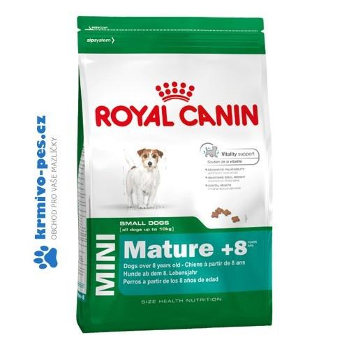 Royal canin Kom. Mini Mature (Adult 8+) 800g