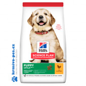 Hill's Science Plan Canine Puppy  Large Breed Chicken 14kg NOVÝ