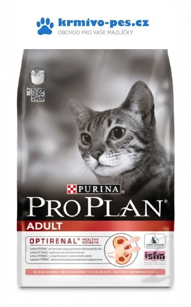 ProPlan Cat Adult Salmon&Rice 10kg