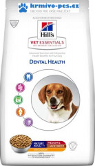 Hill's VE Canine Mature Adult Dental Health  Medium & Large Breed Chicken 10 kg