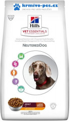 Hill's VE Canine Adult NeuteredDog Large Breed Chicken 12kg
