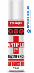 Predator Desinfekce WHO Antiflu spray 90ml