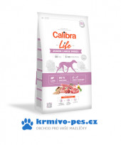 Calibra Dog Life Junior Large Breed Lamb 12kg