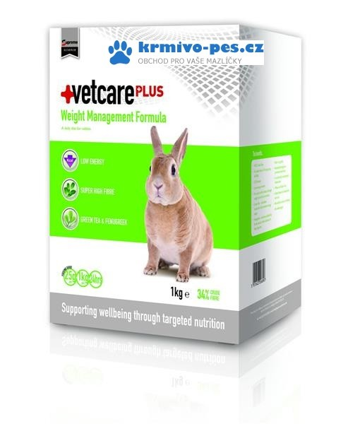 Supreme VetcarePlus® Weight Management Formula 1000g
