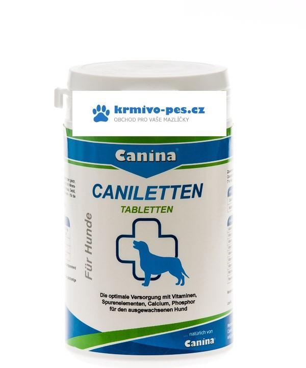 Canina Caniletten 300g/150tablet