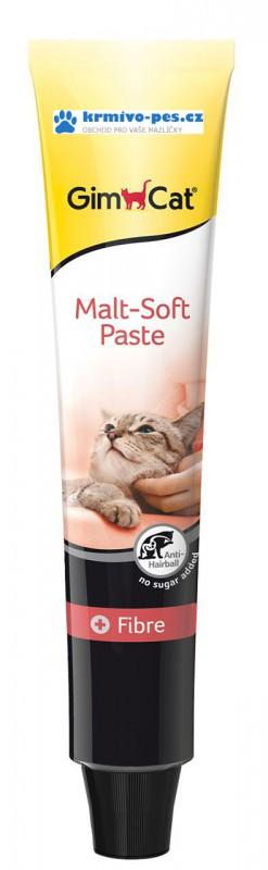Gimpet kočka Pasta Malt-Soft na trávení 100g