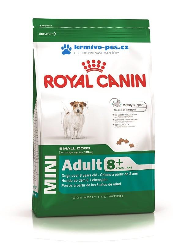 Royal canin Kom. Mini Adult Mature 8+ 8kg