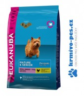Eukanuba Dog Mature&Senior Small 1kg