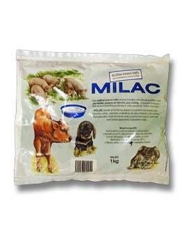 Mikrop MILAC krmné mléko štěně/kotě/sele/tele 1kg