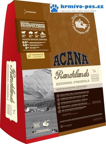 Acana Dog Ranchlands 2,27kg