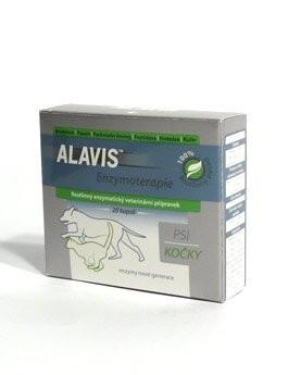 Alavis Enzymoterapie pro kočky a psy 20cps