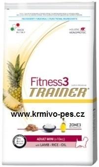 Trainer Fitness Adult Mini Lamb Rice 2kg
