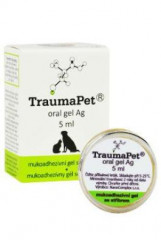 TraumaPet oral gel Ag 5ml