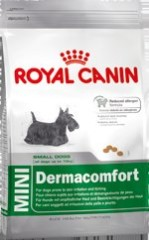 Royal canin Kom. Mini Derma Comfort  2kg