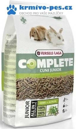 VL Krmivo pro králíky zakrslé Cuni Complete Junior 1,75kg