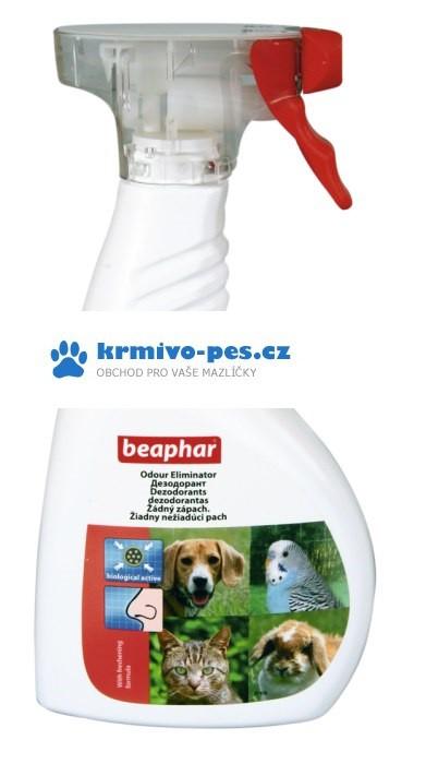 Beaphar odstraňovač zápachu Beau-Beau 400ml