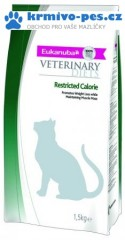 Eukanuba VD Cat Restricted Calorie Dry 1,5kg