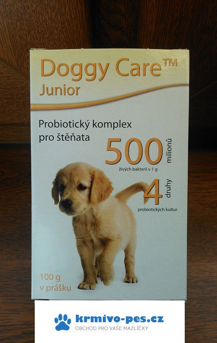 Doggy Care Junior (Probiotika) plv 100g