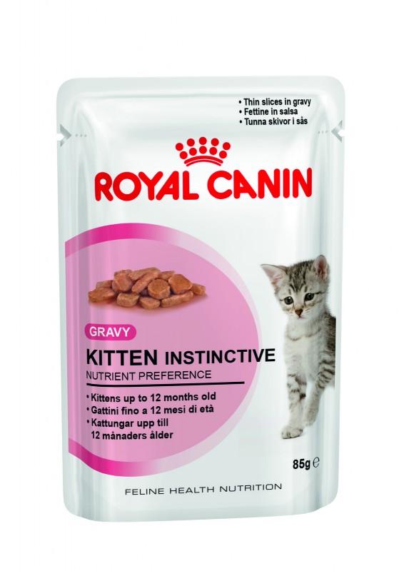 Royal canin Kom. Feline Kitten Inst kaps v želé 85g