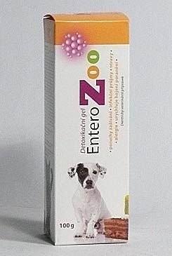 Entero ZOO detoxikační gel 100g kočka