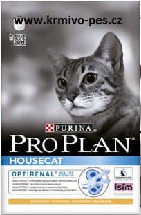 Proplan Cat Housecat Chicken&Rice 3kg