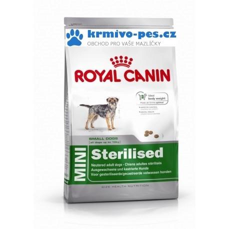 Royal canin Kom. Mini Sterilised 2kg