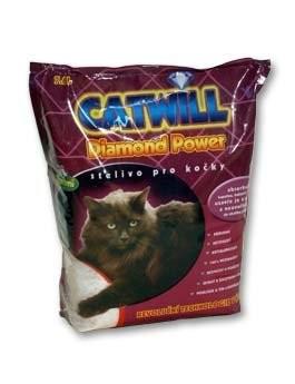 Stelivo CATWILL silicagel 3,8 l