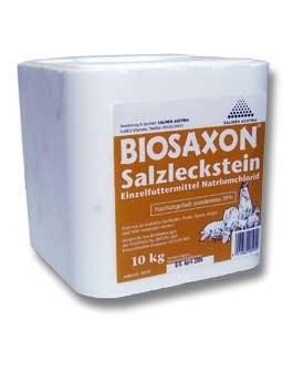 Biosaxon solný liz pro zvěř, dobytek a koně 10kg
