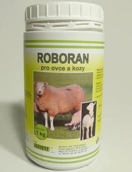 Roboran pro ovce a kozy plv1kg