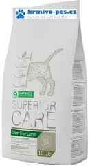 Nature's Protection Dog Dry Superior Grain Free Lamb 10 kg