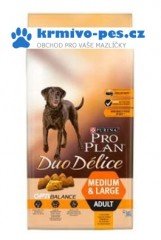 ProPlan Dog Adult Duo Délice Opti Balance Chicken 10kg