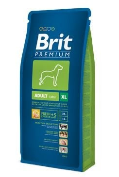 Brit Premium Dog Adult XL 3x15kg