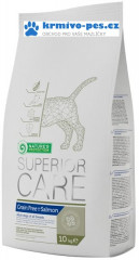 Nature's Protection Dog Dry Superior Grain Free Salmon 10 kg