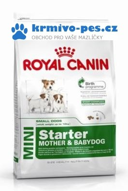 Royal canin Kom. Mini Starter 3kg