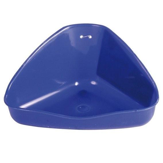 WC pro hlodavce rohové malé 16x7x12cm TR