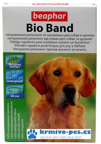 Beaphar Obojek antipar. pes Bio Band 65cm