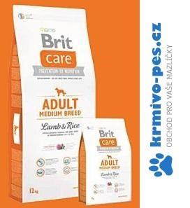Brit Care Dog Adult Medium Breed 12kg