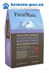 First Mate Cat Chicken&Blueberries 25kg