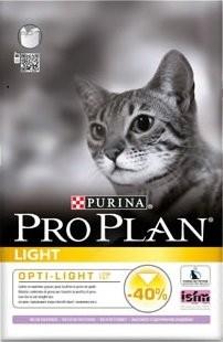 ProPlan Cat Light Turkey&Rice 10kg