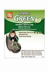 Sergeant's Green obojek antiparazitní 60cm pro psy