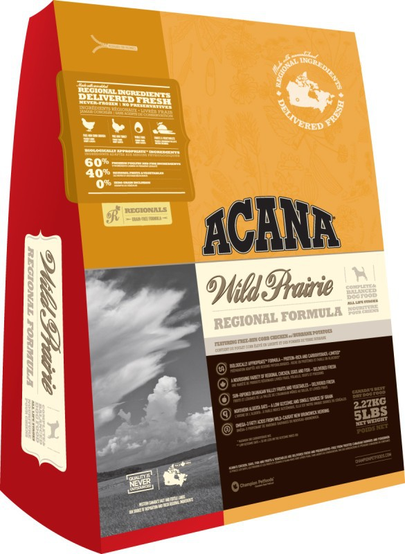 Acana Dog Wild Prairie Harvest 6,8kg