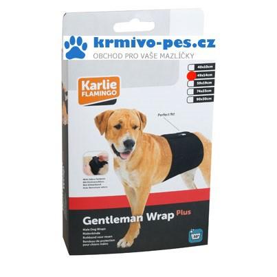 Kalhoty pro psy proti značkování 49x14cm