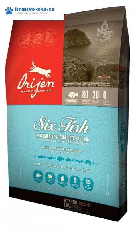 Orijen Cat 6 Fish 2,27kg