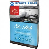Orijen Dog Six Fish 11,4kg