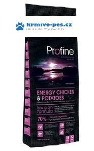 PROFINE ENERGY Chicken/Potatoes15kg