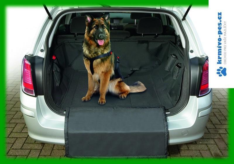 Ochranný autopotah do kufru pro psa 1,65x1,26m KAR