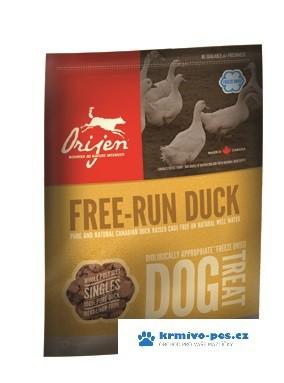 Orijen Dog pochoutka F-D Brome Lake Duck 56,7g